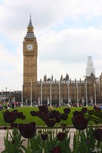 Big Ben in London #Viajartehace