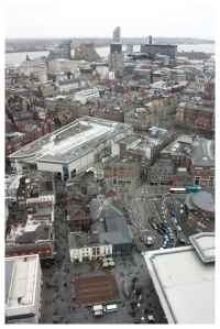 Liverpool City Tower views