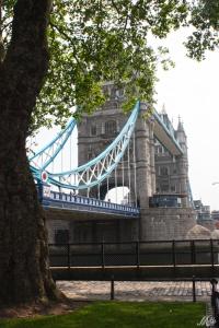 Tower Bridge in London #Viajartehace