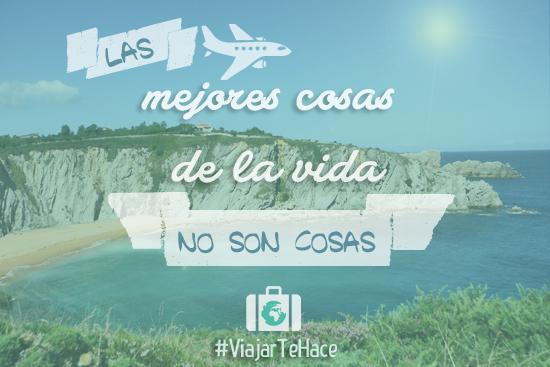 #Travel #Quote - Viajar Te Hace
