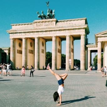 La Puerta de Brandeburgo, Berlín